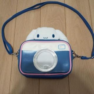 シナモロール - シナモン 15th カメラ型ショルダーバッグ