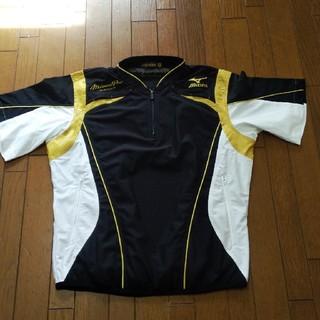 ミズノ(MIZUNO)のMIZUNO プロ 半袖ジャケット(ウェア)