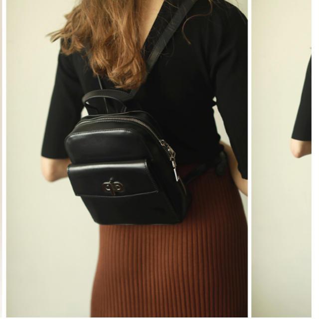 Ungrid(アングリッド)のamail リュック レディースのバッグ(リュック/バックパック)の商品写真
