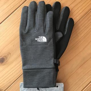 ザノースフェイス(THE NORTH FACE)のノースフェイス イーチップグローブ Mサイズ(手袋)