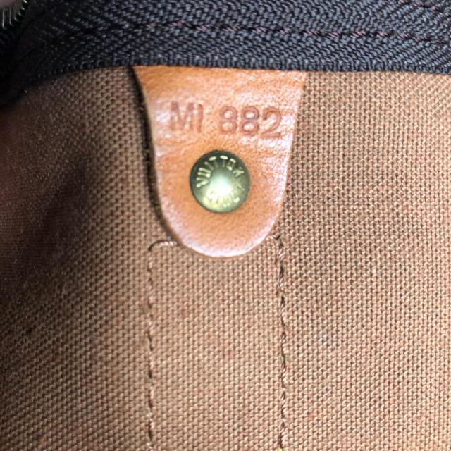 LOUIS VUITTON(ルイヴィトン)のルイ・ヴィトン ボストンバッグ メンズのバッグ(ボストンバッグ)の商品写真