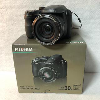 富士フイルム - 富士フイルム デジタルカメラ FinePix S4000