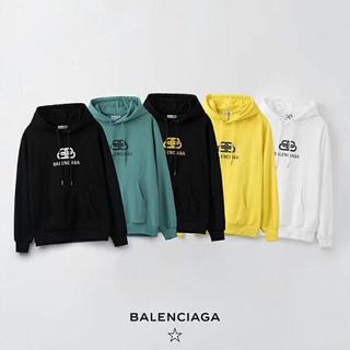 バレンシアガ(Balenciaga)の[2枚10000円送料込み]BALENCIAGAバレンシアガ 長袖 パーカー(パーカー)