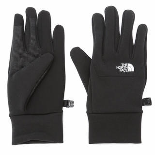 ザノースフェイス(THE NORTH FACE)のノースフェイス イーチップグローブ(Mサイズ)(手袋)