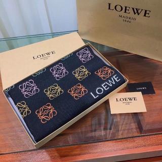 ロエベ(LOEWE)のLOEWE ロエベ スカーフ(バンダナ/スカーフ)