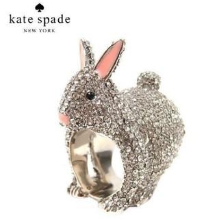 ケイトスペードニューヨーク(kate spade new york)の新品 ケイトスペード 指輪 リング O0RU2149 うさぎ ラビット(リング(指輪))