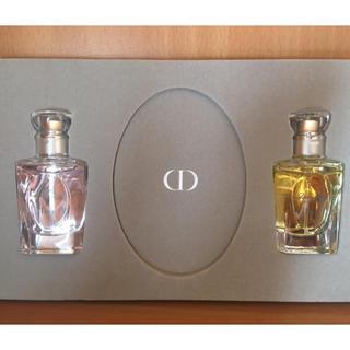 Christian Dior - Dior 香水 ミニボトル