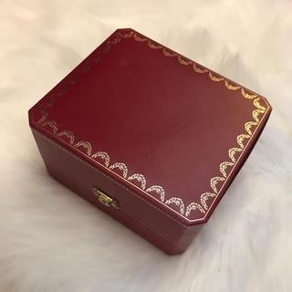カルティエ(Cartier)のカルティエ 時計 箱 空箱 ケース(腕時計)
