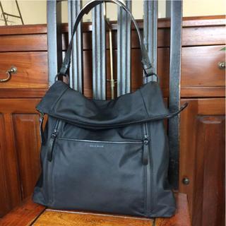 コールハーン(Cole Haan)のコールハーン 2WAYバッグ ブラック ナイロン A99965(ショルダーバッグ)