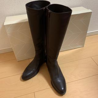 モードエジャコモ(Mode et Jacomo)のcarino MODE ET JACOMO☆ロングブーツ(24cm)(ブーツ)