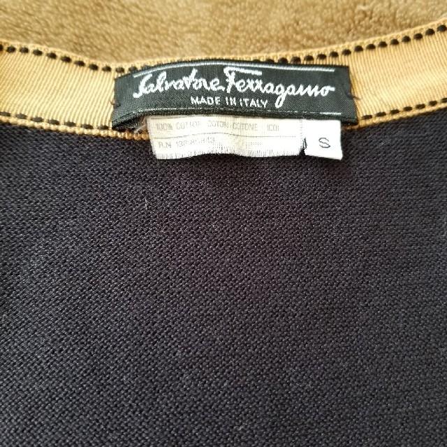 Salvatore Ferragamo(サルヴァトーレフェラガモ)のサルヴァトーレフェラガモ アンサンブルニット レディースのトップス(アンサンブル)の商品写真