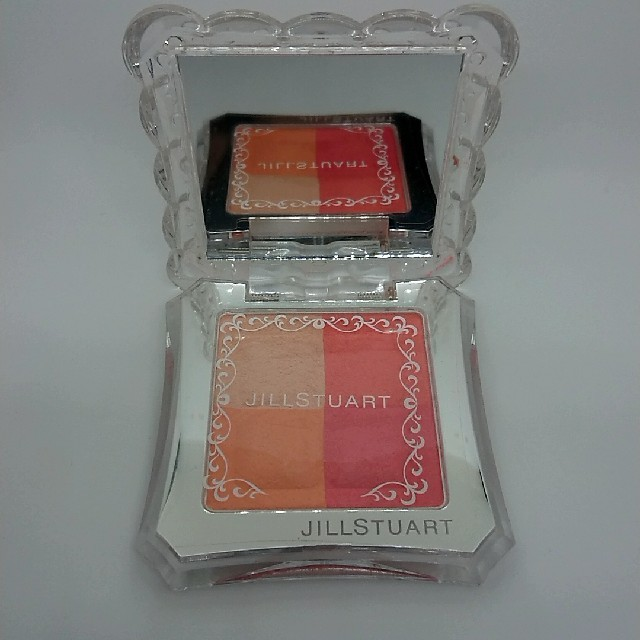 JILLSTUART(ジルスチュアート)のジルスチュアート ミックスブラッシュ コンパクト N 112 (チーク) コスメ/美容のベースメイク/化粧品(チーク)の商品写真