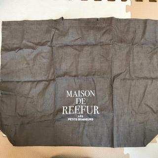 メゾンドリーファー(Maison de Reefur)の新品 未使用 メゾンドリーファー ショッパー エコバッグ(エコバッグ)