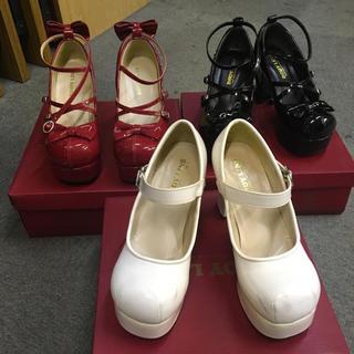 ボディライン(BODYLINE)のBODYLINE オデコ靴 ロリ靴(ハイヒール/パンプス)