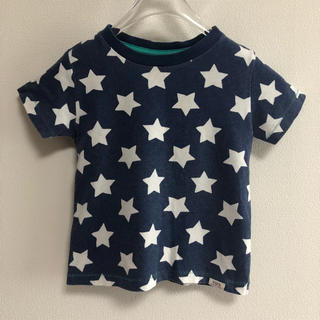 ニシマツヤ(西松屋)の西松屋 星柄Tシャツ(Tシャツ/カットソー)