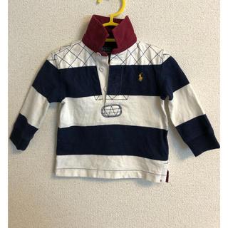 Ralph Lauren - ポロラルフローレン キッズ ラガーシャツ サイズ80
