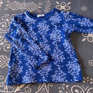 セラフ(Seraph)のセラフ 花柄カットソー 95サイズ(Tシャツ/カットソー)