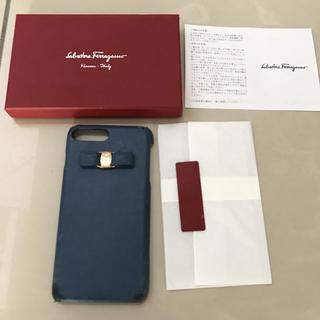サルヴァトーレフェラガモ(Salvatore Ferragamo)のフェラガモ iPhone 7 プラス(iPhoneケース)