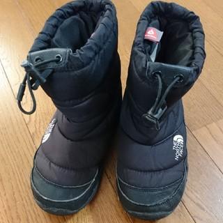 ザノースフェイス(THE NORTH FACE)のノースフェイス ヌプシブーツ 20センチ(ブーツ)