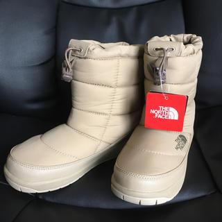 ザノースフェイス(THE NORTH FACE)のノースフェイス ヌプシ ブーツ 22cm(ブーツ)