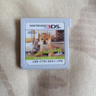 ニンテンドー3DS(ニンテンドー3DS)のNintendogs +cats(家庭用ゲームソフト)