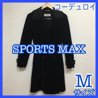 マックスマーラ(Max Mara)のSPORTS MAX スポーツ マックス チェスター コート ロング 40 M(チェスターコート)