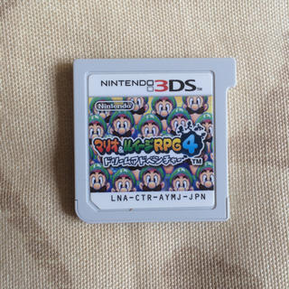 ニンテンドー3DS(ニンテンドー3DS)のマリオ&ルイージRPG4(家庭用ゲームソフト)
