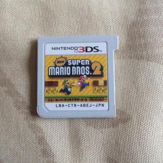 ニンテンドー3DS(ニンテンドー3DS)のNew スーパーマリオブラザーズ2(家庭用ゲームソフト)