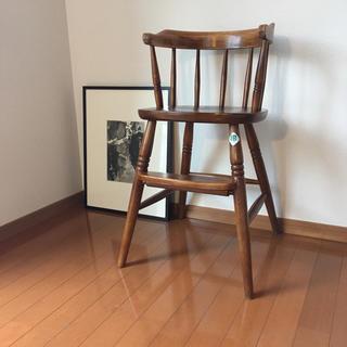 柏木工 飛騨 子ども椅子