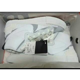 sacai - 27cm sacai x Nike Blazer MID white