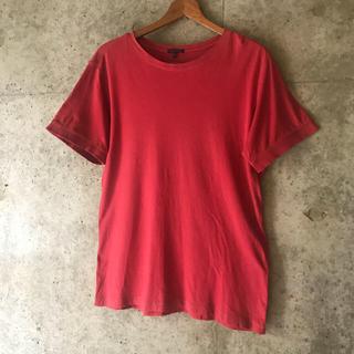 セオリー(theory)のtheory セオリー リブ Tシャツ メンズ(Tシャツ/カットソー(半袖/袖なし))