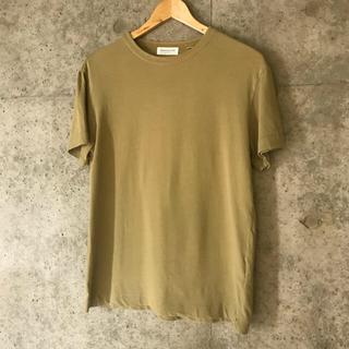トゥモローランド(TOMORROWLAND)の【memuku様専用】トゥモローランド 日本製 Tシャツ オリーブ(Tシャツ/カットソー(半袖/袖なし))