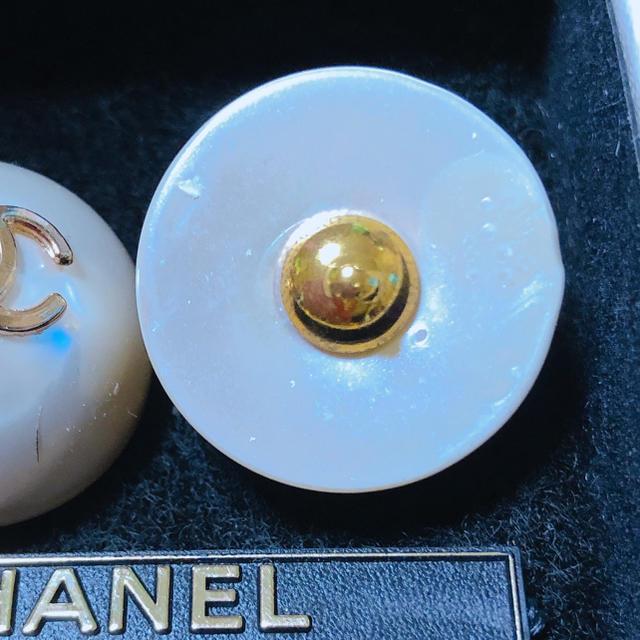 CHANEL(シャネル)のシャネルボタン ハンドメイドの素材/材料(各種パーツ)の商品写真