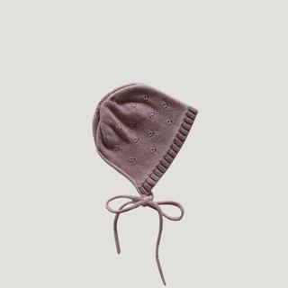 ボンポワン(Bonpoint)の新品未使用✴︎Jamie Kay ボンネット(帽子)