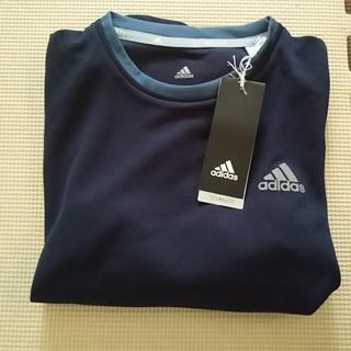 adidas - 新品タグ付き ☆ アディダス 長袖 Tシャツ 140 ☆