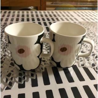 marimekko - マリメッコ ウニッコ marimekko マグカップ2個セット