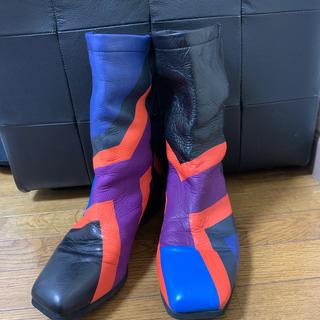イッセイミヤケ(ISSEY MIYAKE)のISSEI MIYAKE ブーツ(ブーツ)