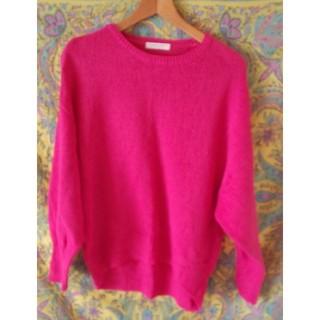 ピンク   セーター(ニット/セーター)