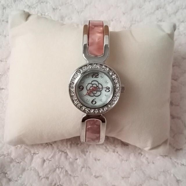 CLATHAS(クレイサス)のCLATHAS  腕時計(バングル式) (最終お値下げです!) レディースのファッション小物(腕時計)の商品写真