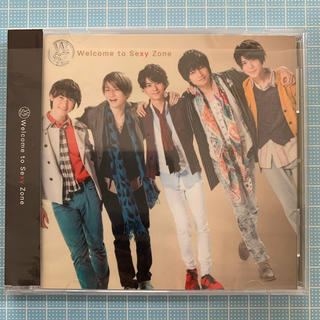 Sexy Zone - Welcome to Sexy Zone  Shop盤
