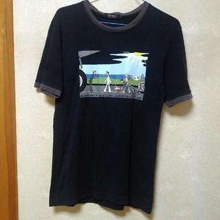 BURBERRY BLACK LABEL - 【4】バーバリーブラックレーベル 半袖Tシャツ