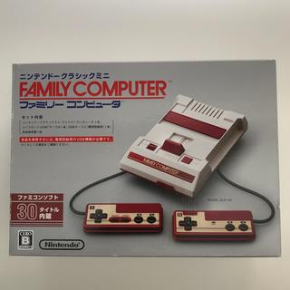 任天堂 - ほぼ新品‼︎ ファミコン クラシックミニ