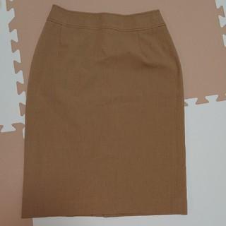 ミッシェルクラン(MICHEL KLEIN)の膝丈スカート(ひざ丈スカート)