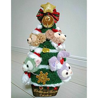 Disney - ダッフィークリスマスツリー