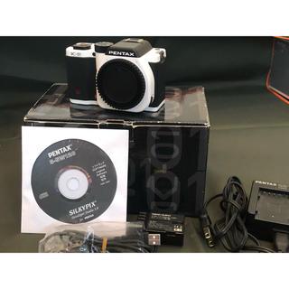 PENTAX - PENTAX K-01 ミラーレス一眼カメラ APS-C