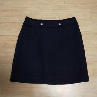 クイーンズコート(QUEENS COURT)のクィーンズコート 1 スカート(ミニスカート)