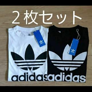 adidas - 2枚組 ロゴTシャツ adidas originals