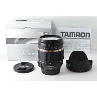 #0873 【難有品】 タムロン 18-270mm ニコン