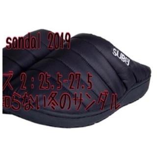 SUBU 黒 サイズ2 25.5-275cm