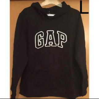 GAP - 新品GAPレディースパーカーブラック サイズL